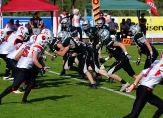 Swarco Raiders Tirol2 vs. Salzburg Bulls
