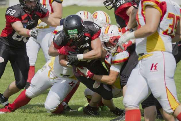 Carinthian Lions vs. St. Pölten Invaders