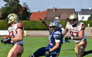 Steelsharks Traun2 vs. Carnuntum Legionaries