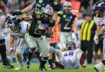 Swarco Raiders v Dacia Vikings - Austrian Bowl XXXIV