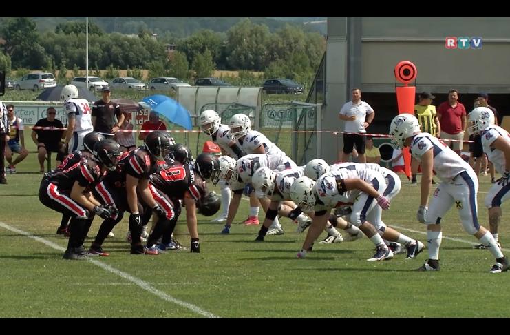 Stear Predators vs. Amstetten Thunder2