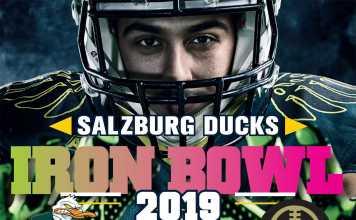 Iron Bowl XII