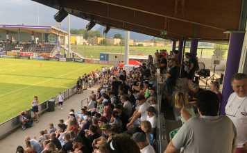 Max Aicher Stadion Salzburg Ducks