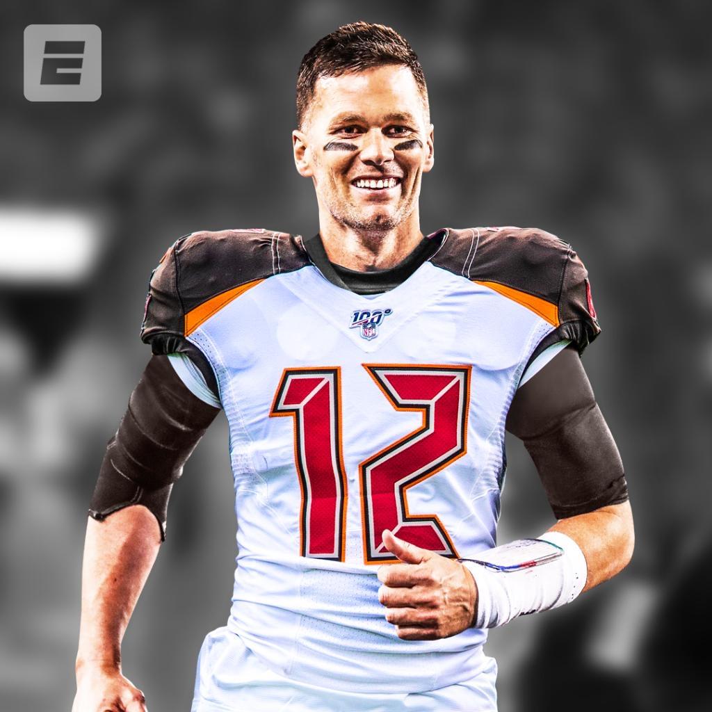 Tom Brady Bucs