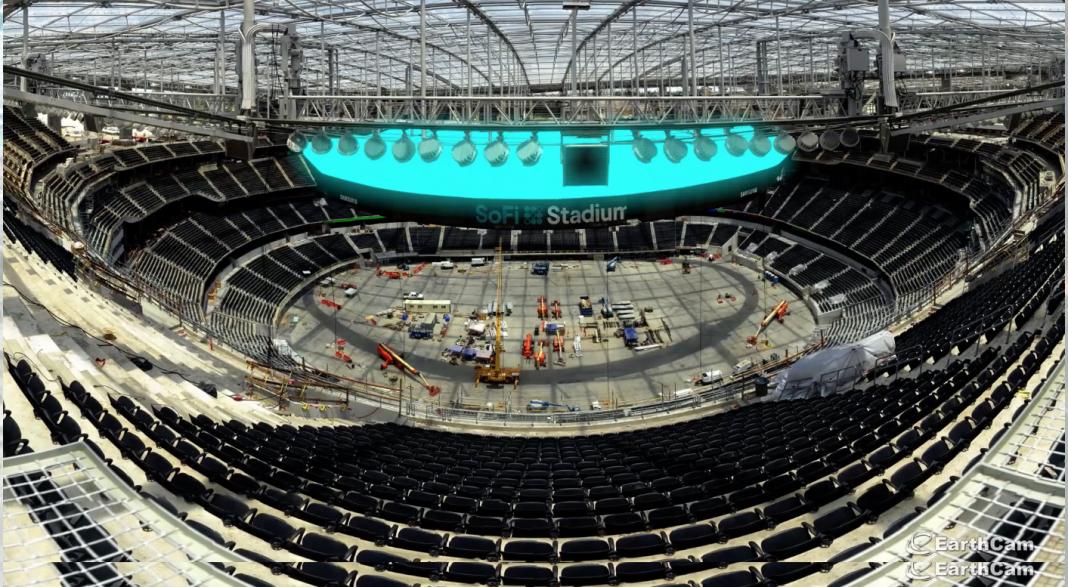 SoFi Stadium Update