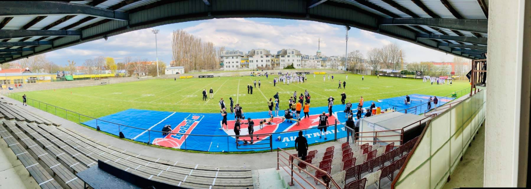 Stadion Mödling Pano