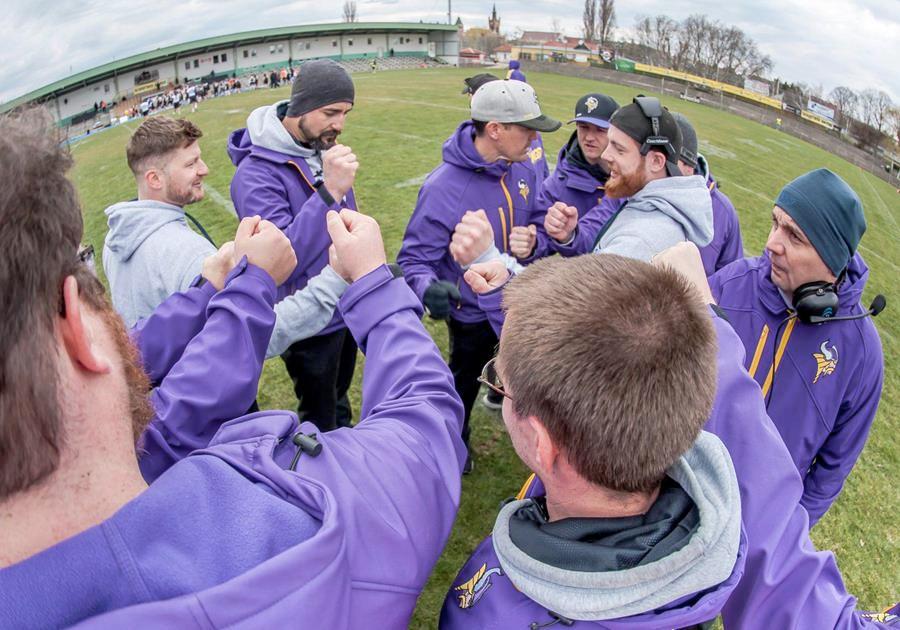 Vikings Coaches