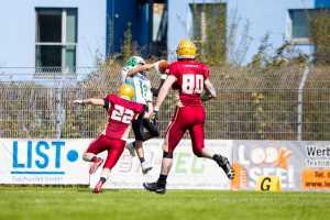 Salzburg Ducks vs. Telfs Patriots