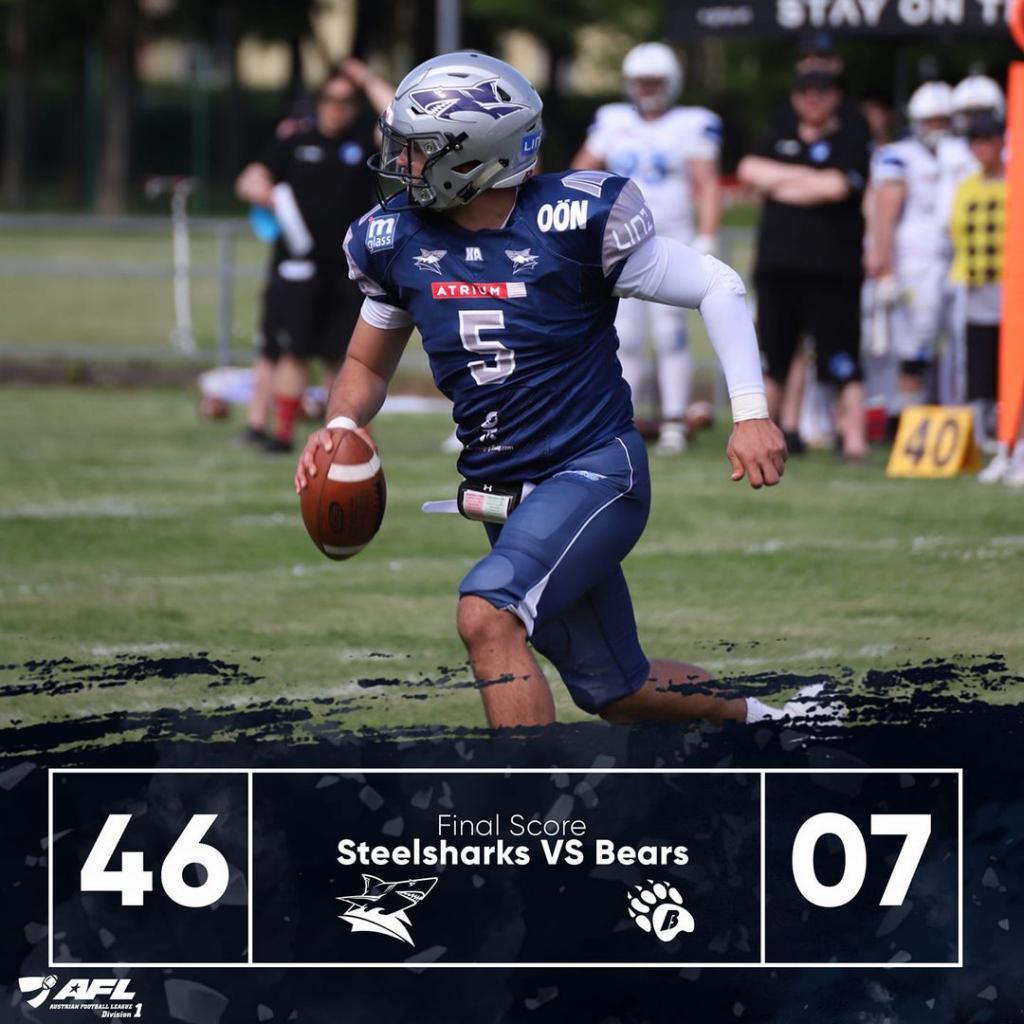 Steelsharks Traun vs. Styrian Bears