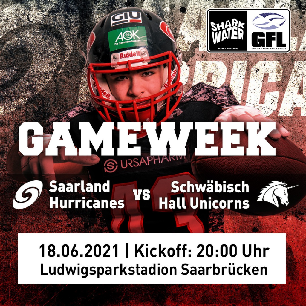 Saarland Hurricanes vs. Schwäbisch Hall Unicorns