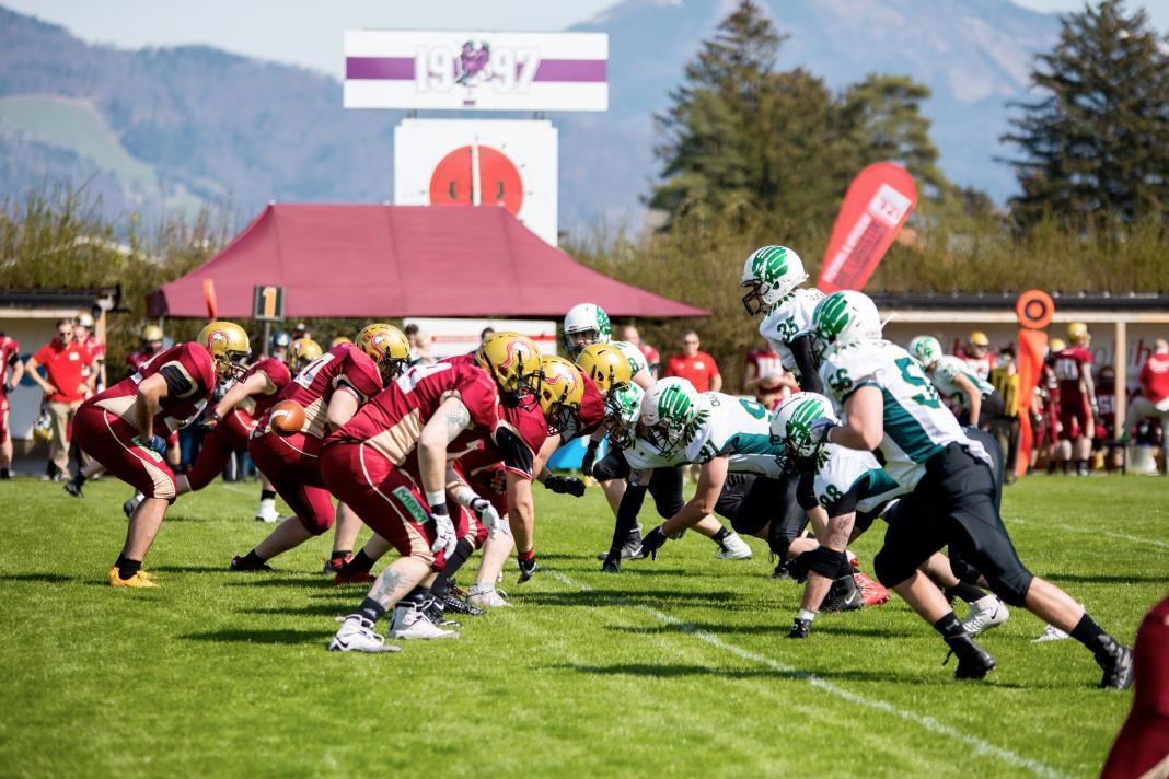 Telfs Patriots vs. Salzburg Ducks