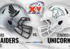 Raiders Tirol vs. Schwäbisch Hall Unicorns
