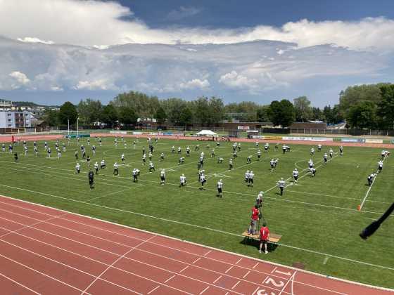 Amstetten Thunder vs. Salzburg Football Team