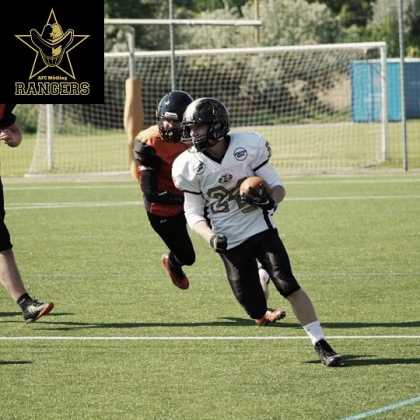 Ralph Benda Rangers Möding U16