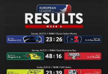 European League Of Football Woche 6