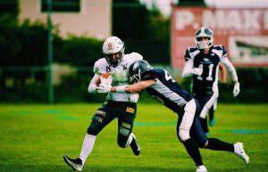 Asperhofen Blue Hawks vs. Styrian Reavers