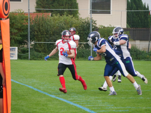 Weinviertel Spartans vs. Asperhofen Blue Hawks